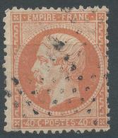 Lot N°46948  N°23, Oblit étoile Muette De PARIS - 1862 Napoléon III