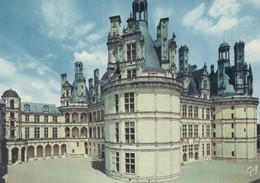 CHAMBORD - Chateau - Cour Intérieure - - Chambord