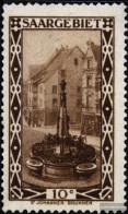 Saar 108 With Hinge 1926 Landscapes (V) - 1920-35 League Of Nations