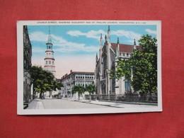 Church Street  St Philips Church - South Carolina > Charleston>  Ref 3227 - Charleston