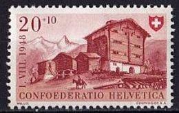 SCHWEIZ Mi. Nr. 510 * (A-3-18) - Pro Patria