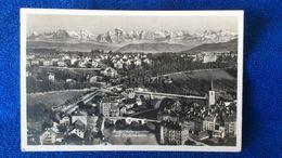Bern Obstbergquartier Mit Nydeckbrücken Switzerland - BE Berne