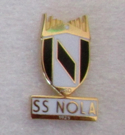 SS Nola Calcio - Distintivo Spilla Napoli - Calcio