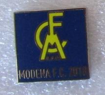 FBC Modena Calcio - Distintivo Spilla - Calcio