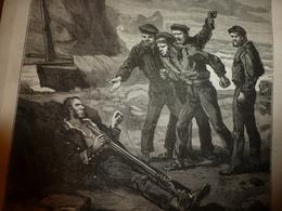 1883 JdV : Double Naufrage à New-Island; JAVA; Kalmoucks; Great-Eastern ;  Etc - Livres, BD, Revues