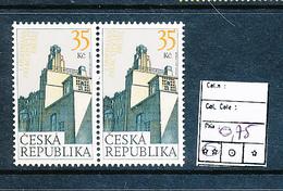 BELGIQUE EMISSION COMMUNES SELECTION CZECH REPUBLIC MNH - Belgique