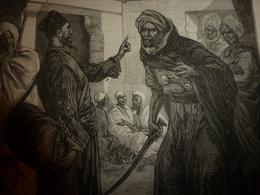 1883 JdV : Voyage Du Rabbin Mardochée à Tombouctou; St-Pierre Et Miquelon; Marquises; Etc - Livres, BD, Revues