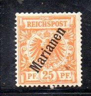 XP4400 - MARIANNE MARIANEN 1899 , 25 Pf N. 4  * Nuovo  (2380A) - Colonie: Mariannes