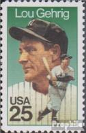 USA 2043 (kompl.Ausg.) Postfrisch 1989 Sportler - Etats-Unis