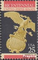 USA 2039 (kompl.Ausg.) Postfrisch 1989 200 Jahre Senat - Etats-Unis