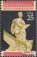 USA 2038 (kompl.Ausg.) Postfrisch 1989 Repräsentantenhaus - Etats-Unis