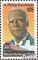 USA 2028 (kompl.Ausg.) Postfrisch 1989 Asa Philip Randolph - Etats-Unis