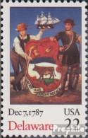 USA 1933 (kompl.Ausg.) Postfrisch 1987 Verfassung Delaware - Etats-Unis