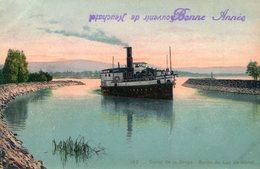 BATEAU(NEUCHATEL) - Transbordadores