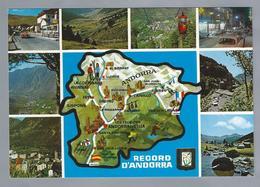 AD.- ANDORRA. RECORD D'ANDORRA. VALLS D'ANDORRA. Bonics Paisatges Andorrans. Ongelopen. - Andorra
