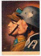 Propaganda Karte, Soldaten , Selten ! - Weltkrieg 1939-45