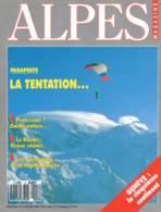 Alpes Magazine  -  N°3  - Garde Moniteur Lièvre Variable Plateau De Bure Cadrans Solaire Parapente Houille Blanche Rhône - Géographie