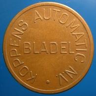 KB248-2 - KOPPENS AUTOMATIC N.V. BLADEL - Bladel - Bz 22.5mm - Koffie Machine Penning - Coffee Machine Token - Professionnels/De Société