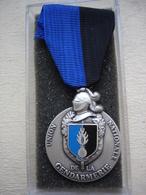 INSIGNE UNION DE LA GENDARMERIE - Police & Gendarmerie