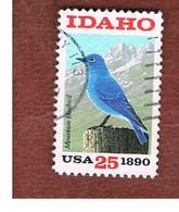 STATI UNITI (U.S.A.) - SG 2428  - 1989   IDAHO STATEHOOD CENTENARY  - USED - Etats-Unis