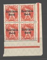 D.R.125,Eck-VB,xx, (108) - Ongebruikt