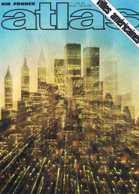 Atlas   N°105   Mars 1975: Ville Americaines - Géographie