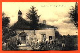 "CPA 52 Montier En Der "" Chapelle Saint Berchaire "" - Montier-en-Der"