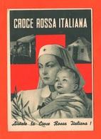 Pro Croce Rossa Croix Rouge Red Cross Infermiera Cpa Anni '50 - Salute