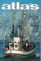 Atlas   N°132   Juin 1977: Lofoten Manaus Birmanie - Géographie