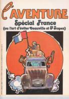 L'aventure  N°6 Spécial France - Géographie