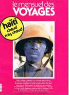 Le Mensuel Des Voyages   N°7   Sep 1981: Haiti Sicile Noirmoutier - Géographie