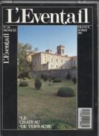L'eventail   N°34   Fevrier 1991: Le Château De Terraube - Géographie
