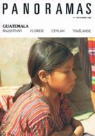 Panorama - N°1 - Septembre 1988  - Rajasthan Guatemala Floride Ceylan Thailande - Géographie