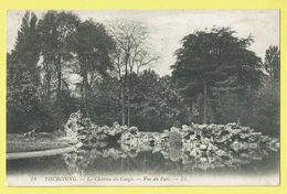 * Tourcoing (Dép 59 - Nord - France) * (LL, Nr 78) Le Chateau Du Congo, Vue Du Parc, étang, Lac, Vijver - Tourcoing