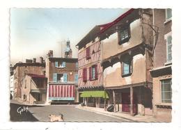 Billom-Vieilles Maisons Du Centre (D.55) - France