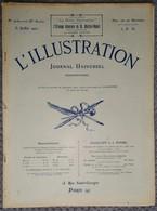 L'Illustration 4039 31 Juillet 1920 Mort De M. Vanderbilt/Maroc/Gouraud à Beyrouth Syrie/Vieux Paris/Pologne Et Russie - Journaux - Quotidiens