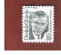 STATI UNITI (U.S.A.) - SG 2448  - 1991 GREAT AMERICANS: D. CHAVEZ  - USED - Used Stamps