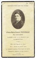 Castaignet. Testemalle Anne-Marie. 1854 - 1932. **** - Décès