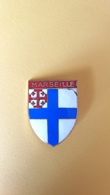 Pin Marseille (smaltata) - P693 - Pin's