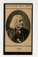 Collection Felix Potin - 1898 - REAL PHOTO - Franz Liszt, Componist - Félix Potin