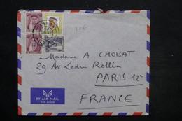 KOWEIT - Enveloppe Pour Paris En 1965 , Affranchissement Plaisant - L 25569 - Koweït