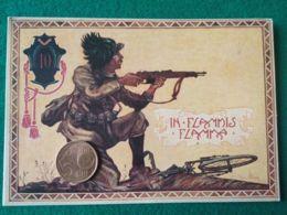 ITALIA  BERSAGLIERI  10° Reggimento - War 1914-18