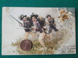 ITALIA  BERSAGLIERI  11° Reggimento - Guerra 1914-18