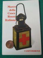 ITALIA  Museo Della Croce Rossa Italiana - Guerra 1914-18