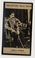 Collection Felix Potin - 1898 - REAL PHOTO - Abdul-Hamid, Abdülhamid, Empereur De Turquie, Sultan Of The Ottoman Empire - Félix Potin