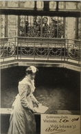 Wiesbaden // Kochbrunnen Quelle - Wohl Bekomm's 1906 - Wiesbaden