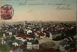 Zittau // Blick Auf 1906 - Zittau
