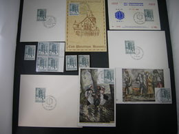 "BELG.1969 1510 LOT FDC's & 1510's** & Maxicards  :  ""  INVALIDES DE GUERRE /OORLOGSINVALIEDEN "" - FDC"