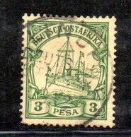 XP4433 - AFRICA ORIENTALE OST 1900 ,   Yvert   N. 12  Usato  (2380A) . - Colonie: Afrique Orientale