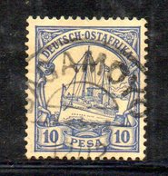 XP4435 - AFRICA ORIENTALE OST 1900 ,   Yvert   N. 14  Usato  (2380A) . - Colonie: Afrique Orientale